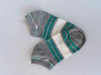 جوراب نیم ساق نایک راه راه رنگبندی