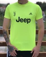 تیشرت ورزشی آستین کوتاه Juventus فسفری