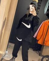 ست هودی کلاهدار و شلوار Nike