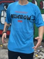 تیشرت آستین کوتاه مدل MSICROW رنگبندی