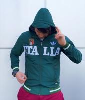 کاپشن شمعی ITALIA رنگ سبز