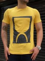 تیشرت آستین کوتاه LIVA زرد