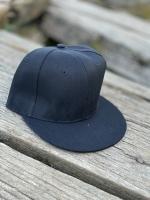 کلاه کپ ساده مشکی