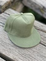 کلاه کپ ساده زیتونی
