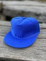 کلاه کپ ساده آبی