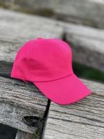 کلاه آفتابی ساده سرخابی