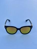 عینک دخترانه استار مشکی