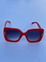 عینک دخترانه گوچی قرمز